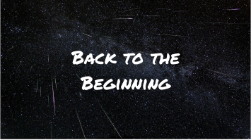 Back to the Beginning (1)